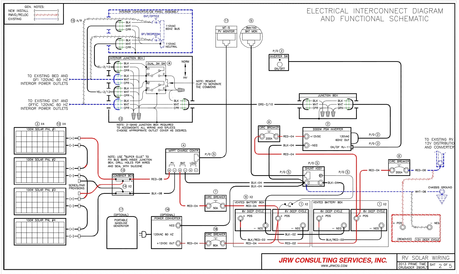 rv wire diagram wiring diagram damon daybreak wiring diagram