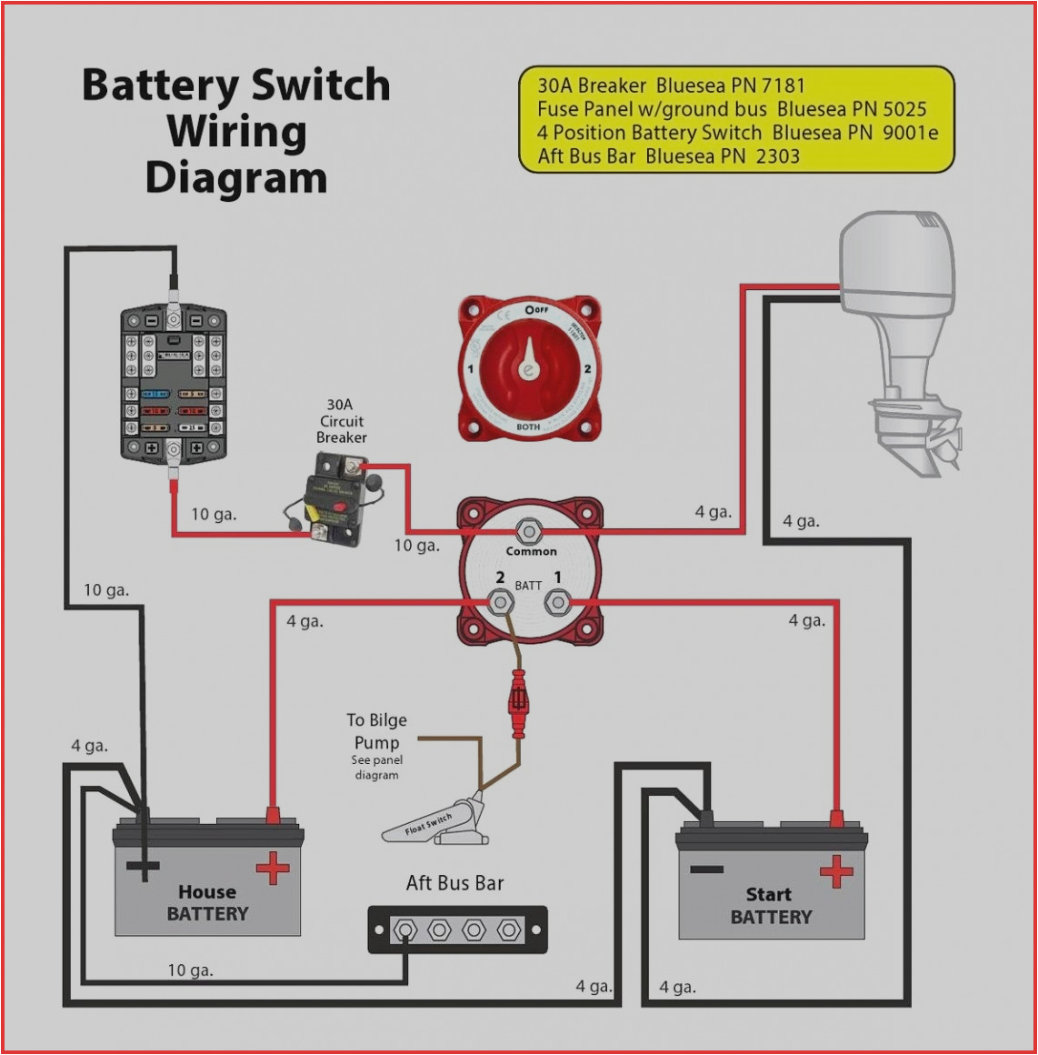 24 Volt Battery Wiring Diagram 4 Battery Wiring Diagram Wiring Diagram Blog