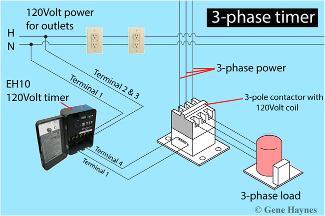 wiring diagram single pole contactor with timer wiring diagram technic 110 volt single pole contactor wiring diagram