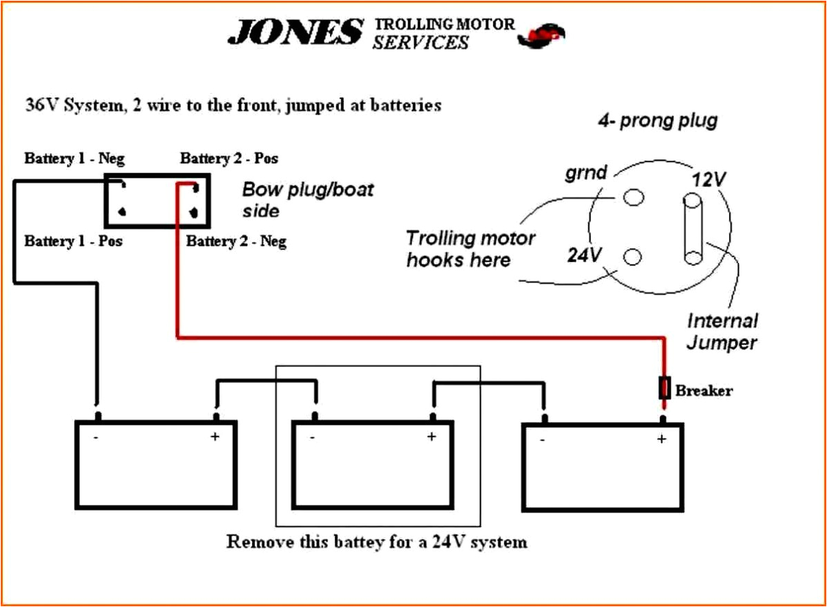trolling motor wiring on 36 volt battery for trolling motor diagram 12 24 trolling motor wiring