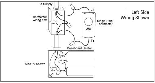 240 Volt Baseboard Heater Wiring Diagram 240v Baseboard Wiring Diagram Wiring Diagram