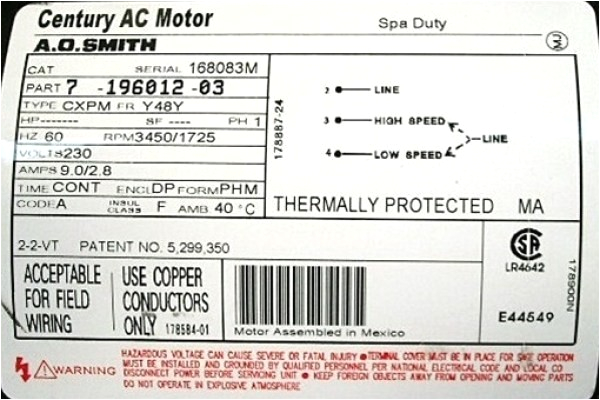 century ac motor wiring diagram 115 230 volts electric impremedia electric motor wiring diagram 110 to