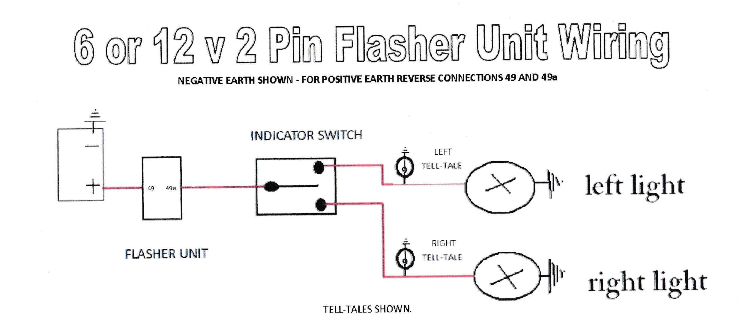 wrg 2785 simple flasher wiring diagram 2 pin flasher relay wiring diagram 1 with 2