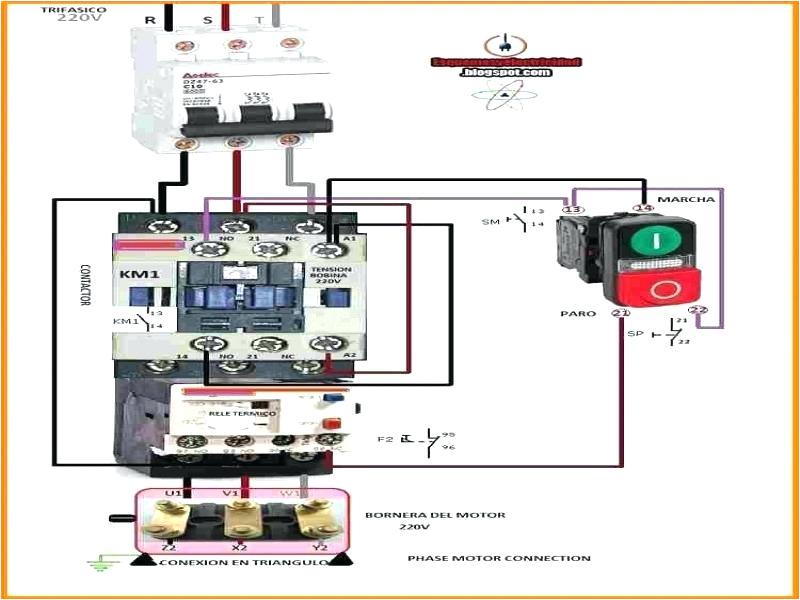 3 phase contactor wiring diagram start stop u2013 starpowersolar us3 phase contactor wiring diagram start