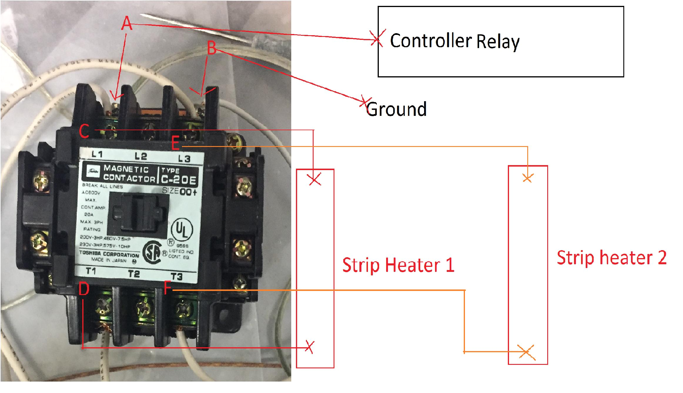 electric single pole contactors wiring diagrams wiring diagram center mercury single pole contactor wiring diagram