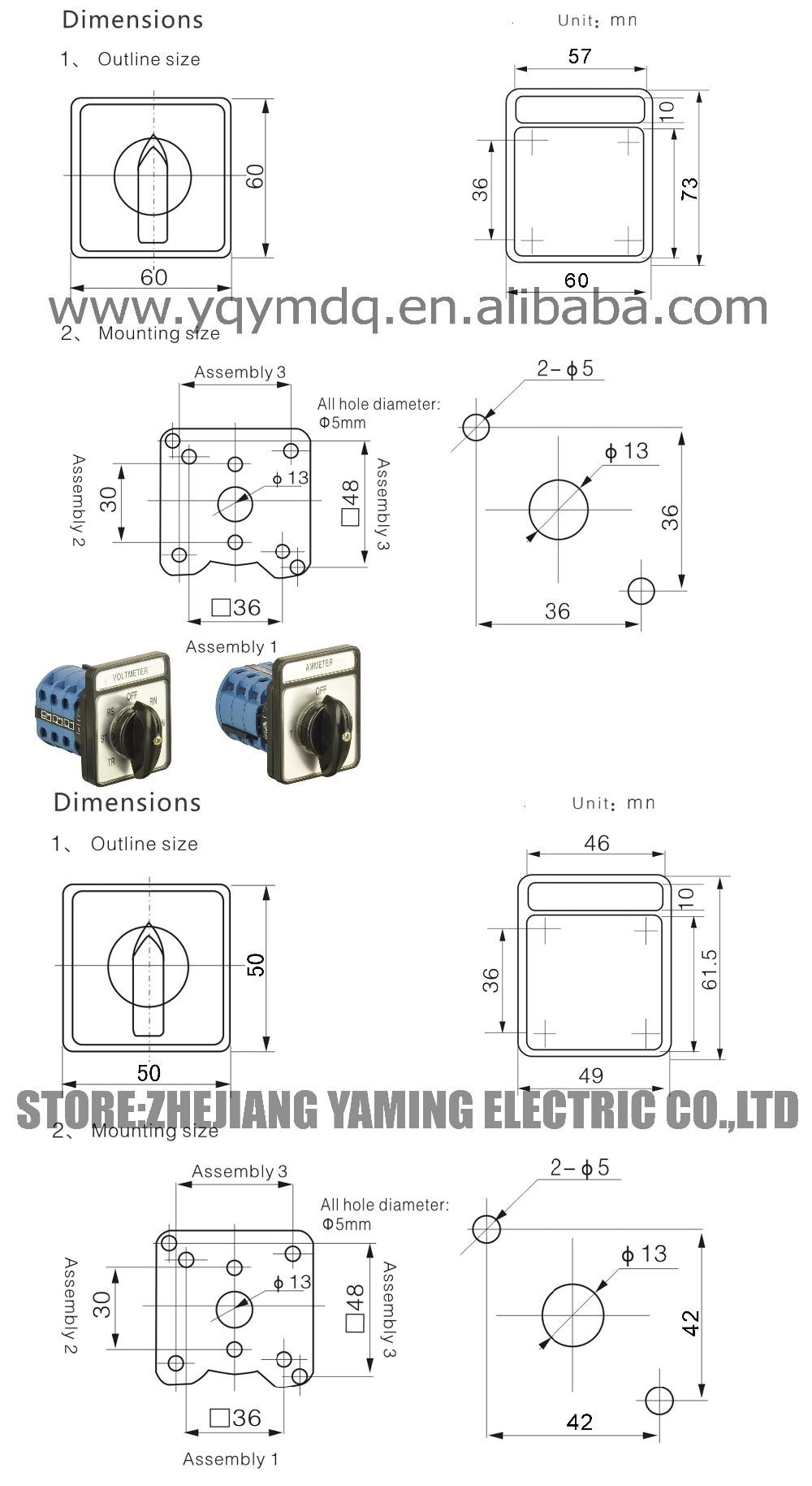 rotary switch wiring diagram wiring diagram view salzer boat lift switch wiring diagram rotary switch wiring