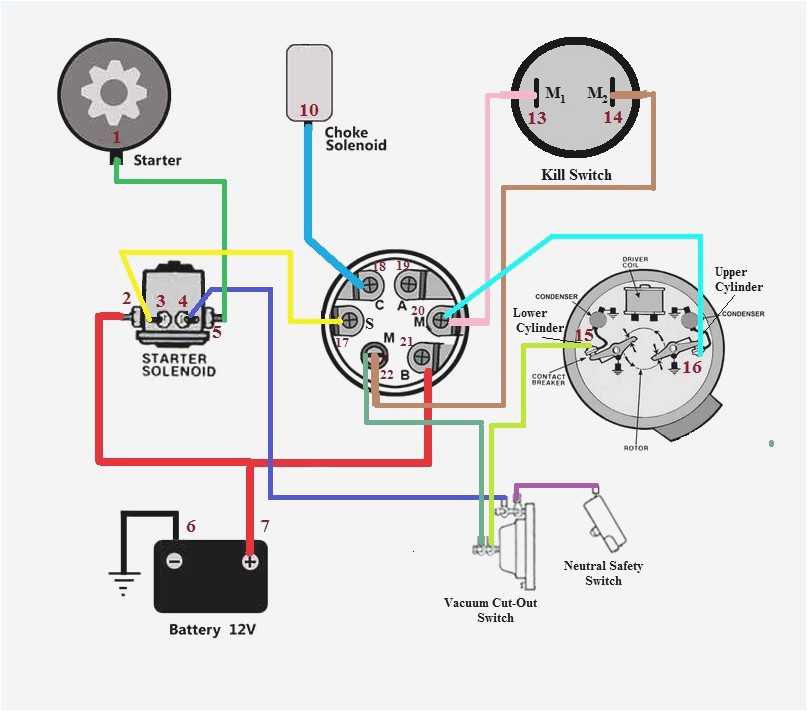 universal ignition switch wiring wiring diagram expert universal tractor wiring diagrams
