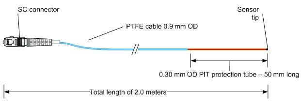 pressure sensor 5 cm