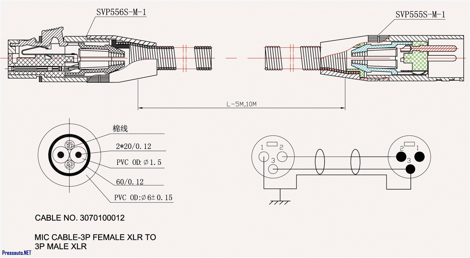 wire pt wiring diagram mic connection enthusiast diagrams