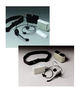 3m c860 beltpack order taker wired headset