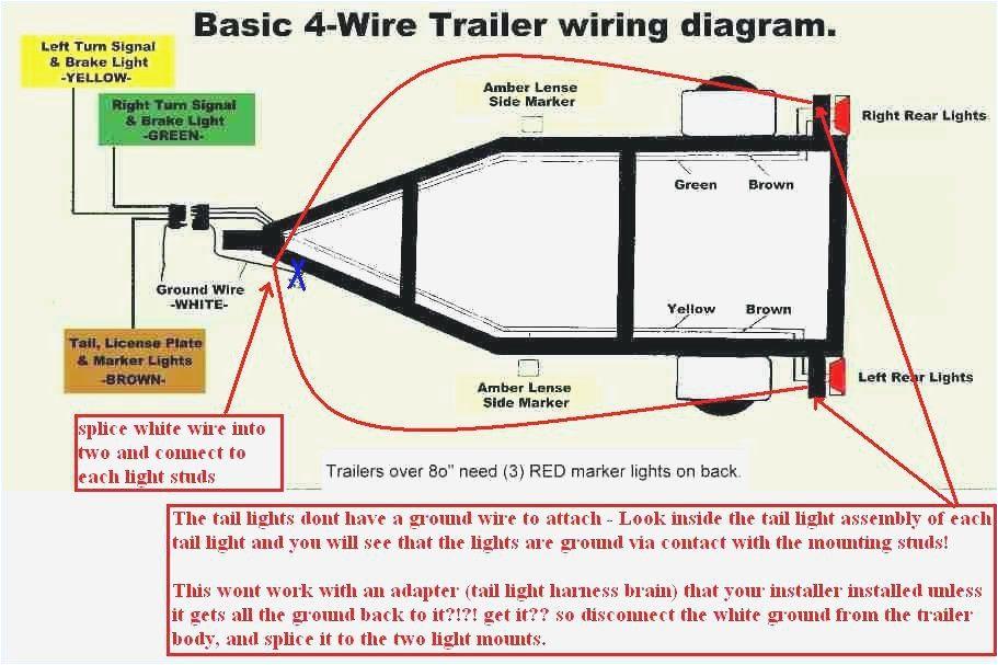 4 wire wiring harness wiring diagram list 4 wire harness diagram