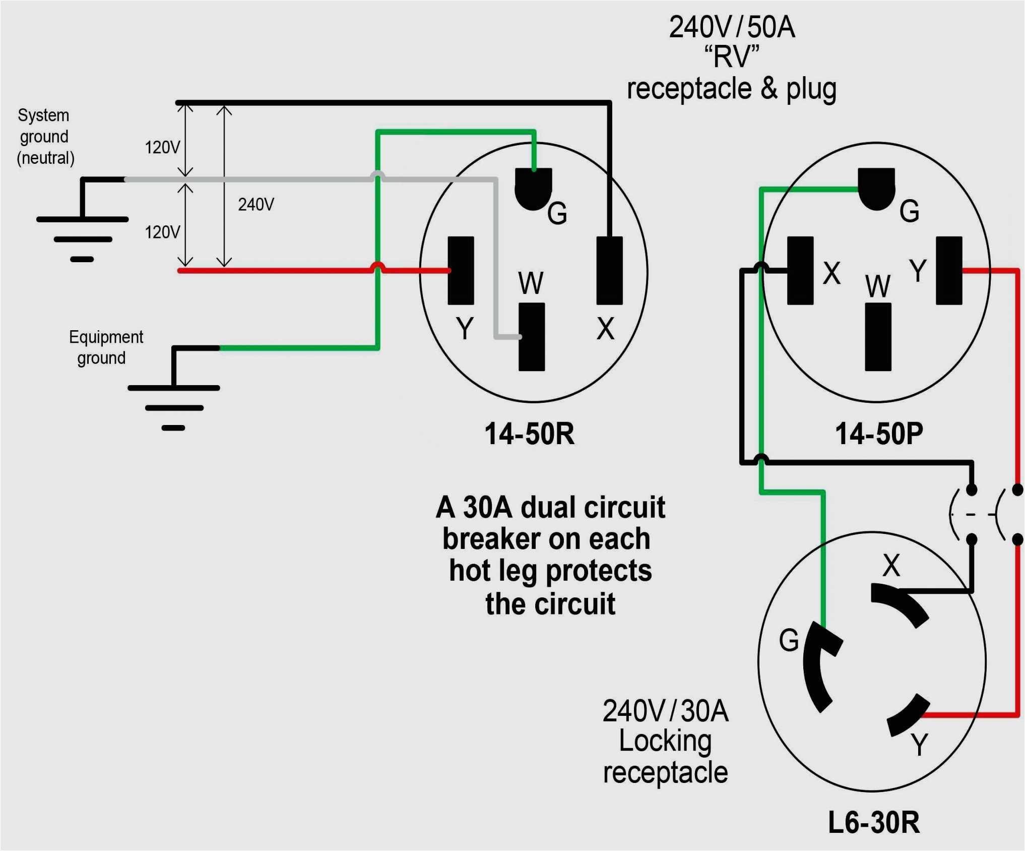 4 wire 220 diagram