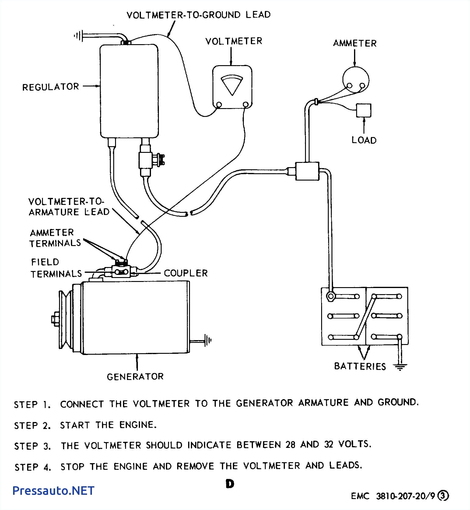 54 awesome 4 wire alternator wiring diagram images wiring diagram