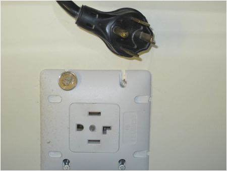 4 Wire Dryer Plug Diagram How to Wire A 4 Prong Receptacle for A Dryer