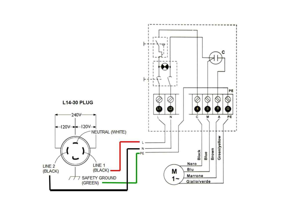 4 Wire Well Pump Wiring Diagram Gast 86r Compressor Wiring Diagram Wiring Diagram Long
