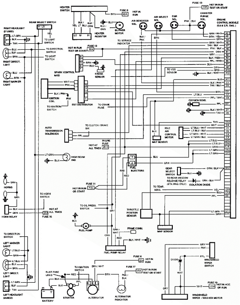 wiring diagram for neutral safety switch wiring diagrams favorites 4l80e neutral safety switch wiring diagram