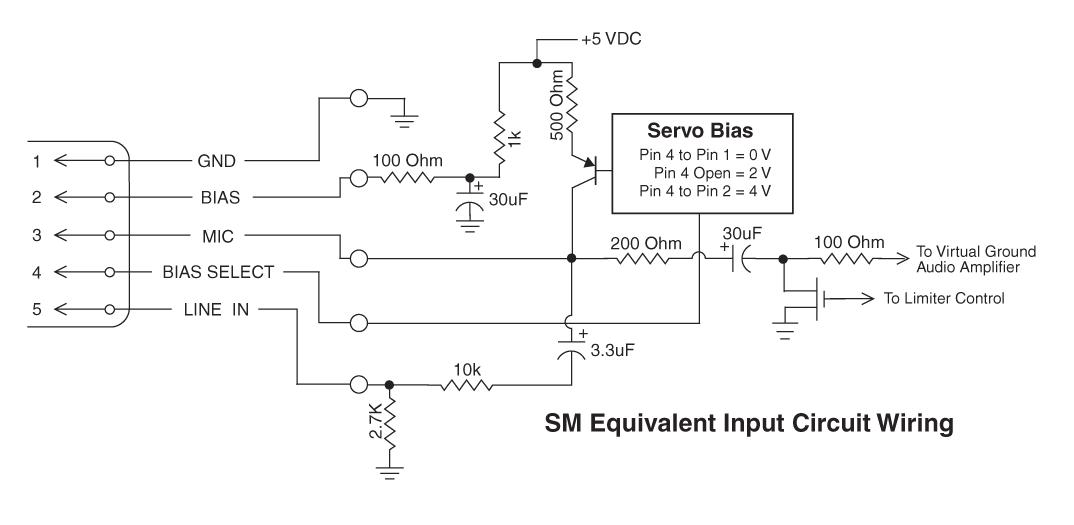 5 Pin Plug Wiring Diagram Uhf Transmitter 5 Pin Input Jack Wiring Microphone Wiring