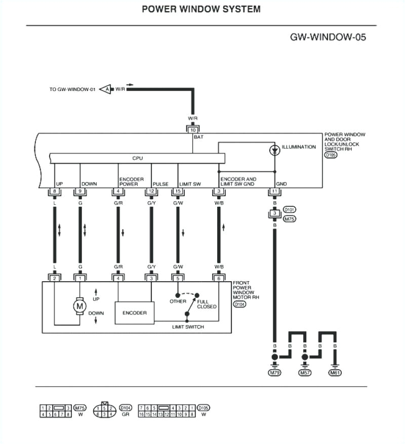 5 Pin Power Window Switch Wiring Diagram 5 Pin Power Window Wiring Diagram Wiring Diagram Technic