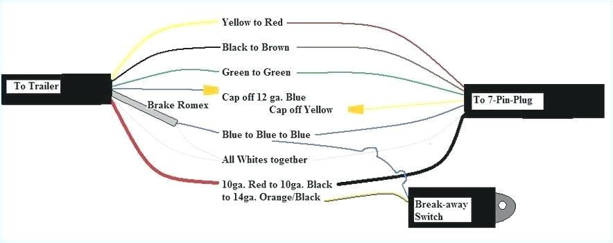 7 way trailer wiring color diagram data diagram schematic7 way wire diagram wiring diagram toolbox 7