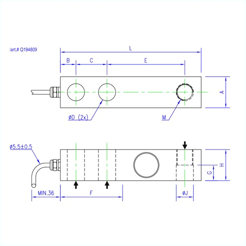 6 Wire Load Cell Diagram Load Cell Wiring Diagram Unique 6 Wire Load Cell Diagram Wire Diagram