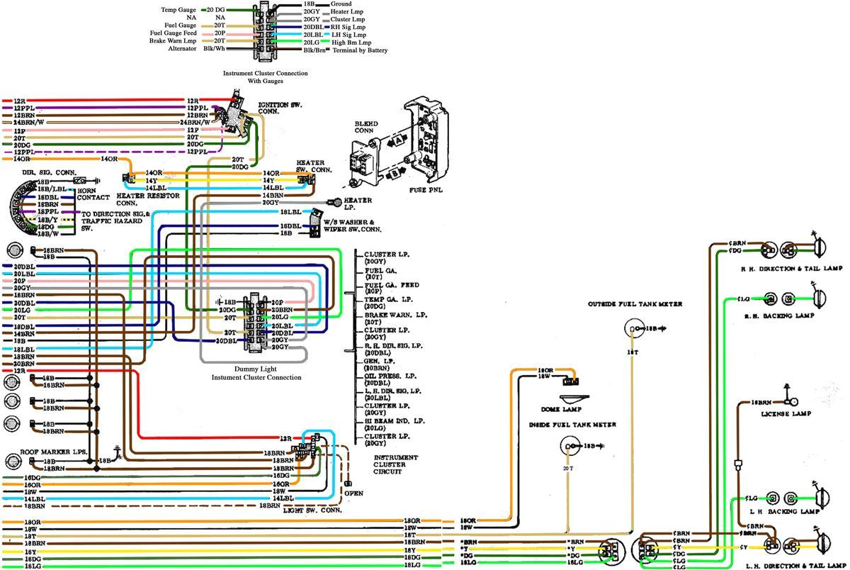 1970 gmc truck wiring diagram wiring diagrams konsult 1970 gmc starter diagram