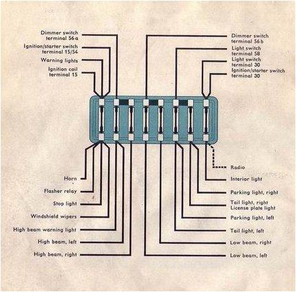 1968 vw fuse box wiring diagram article reviewvw beetle jetta golf mk4 fuse box battery terminal
