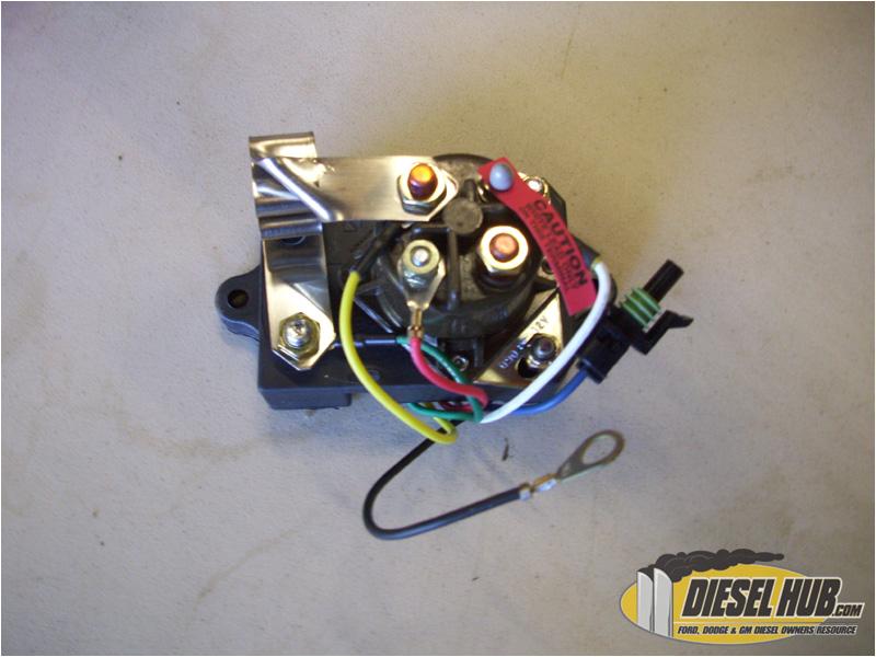 7 3 idi glow plug relay wiring diagram