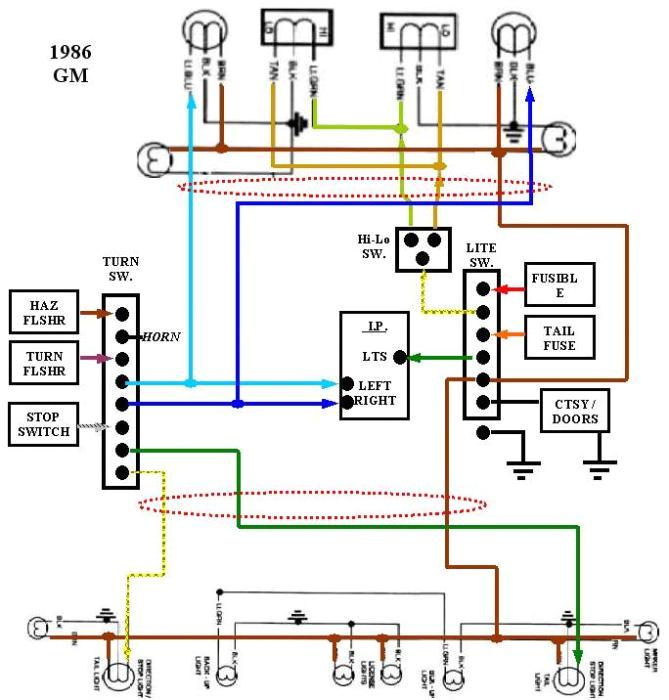 86 chevy wiring diagram new wiring diagram 86 chevy headlight switch wiring diagram