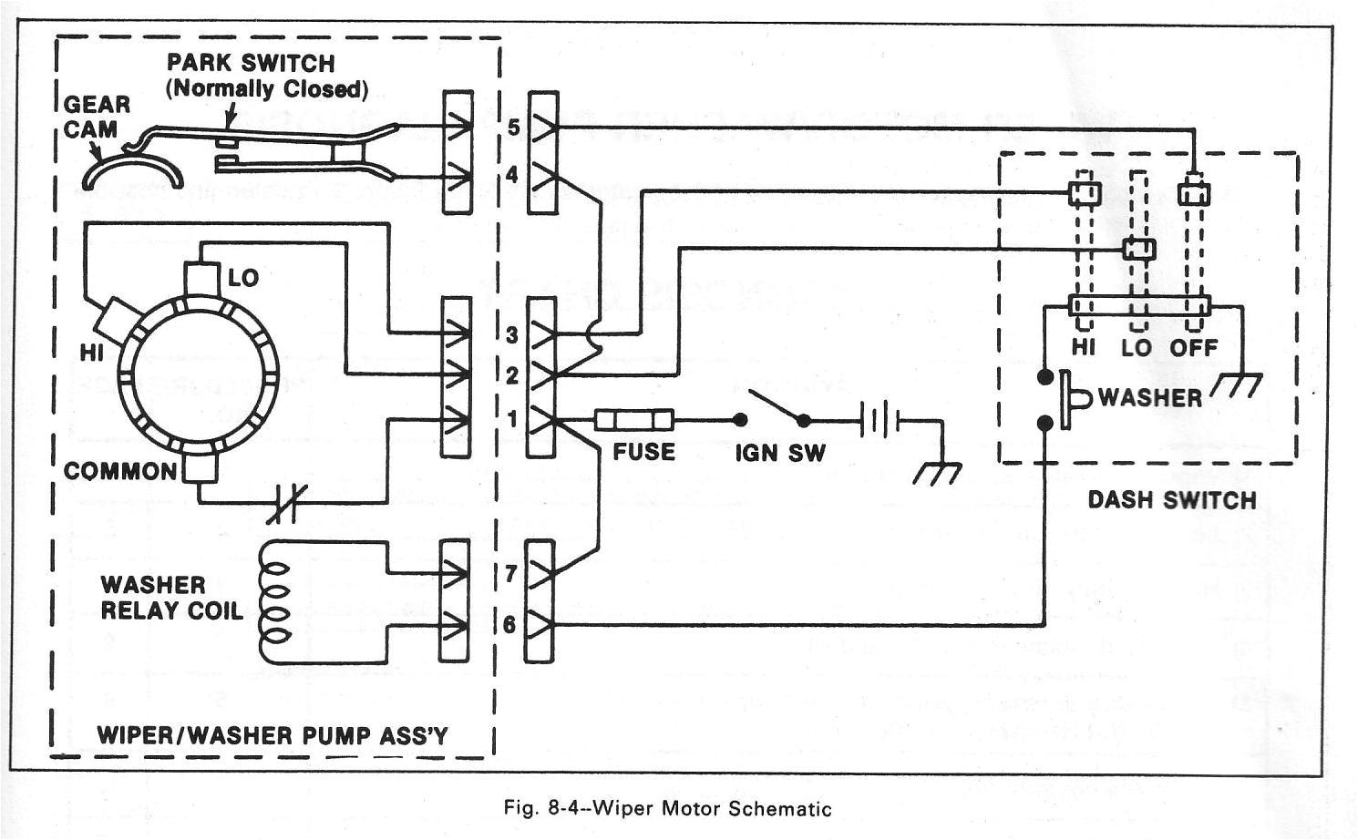 wiper motor wiring diagram 85 ford data wiring diagram 1982 ford wiper motor wiring wiring diagram