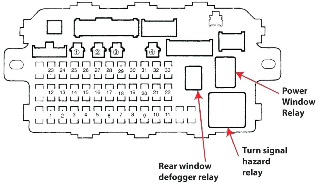 96 honda civic power window wiring diagram valuable radio full size of 96 honda civic power window wiring
