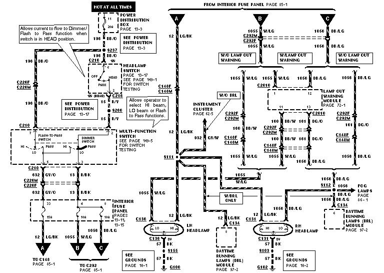 96 explorer wiring diagram wiring diagram center 1996 ford explorer alternator wiring diagram 96 ford explorer wiring diagram