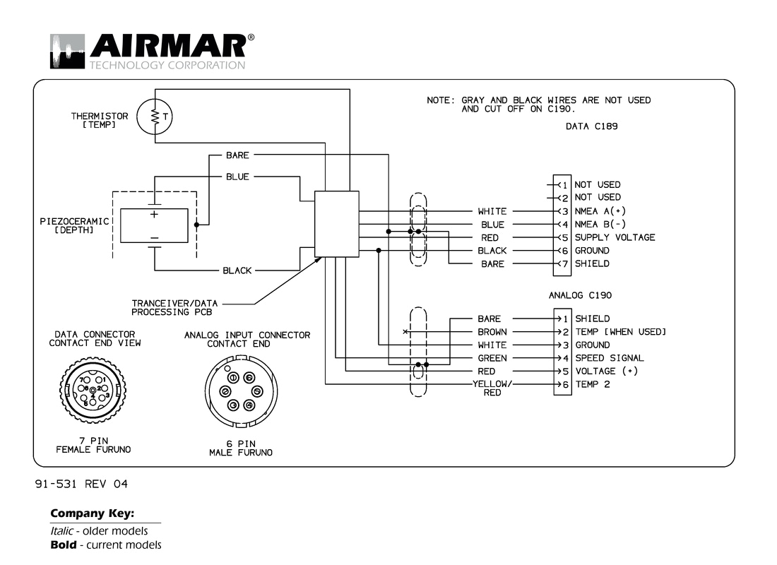Airmar B744v Wiring Diagram Transducer Wiring Diagram Electrical Wiring Diagram