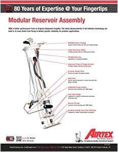fuel pump module assembly airtex