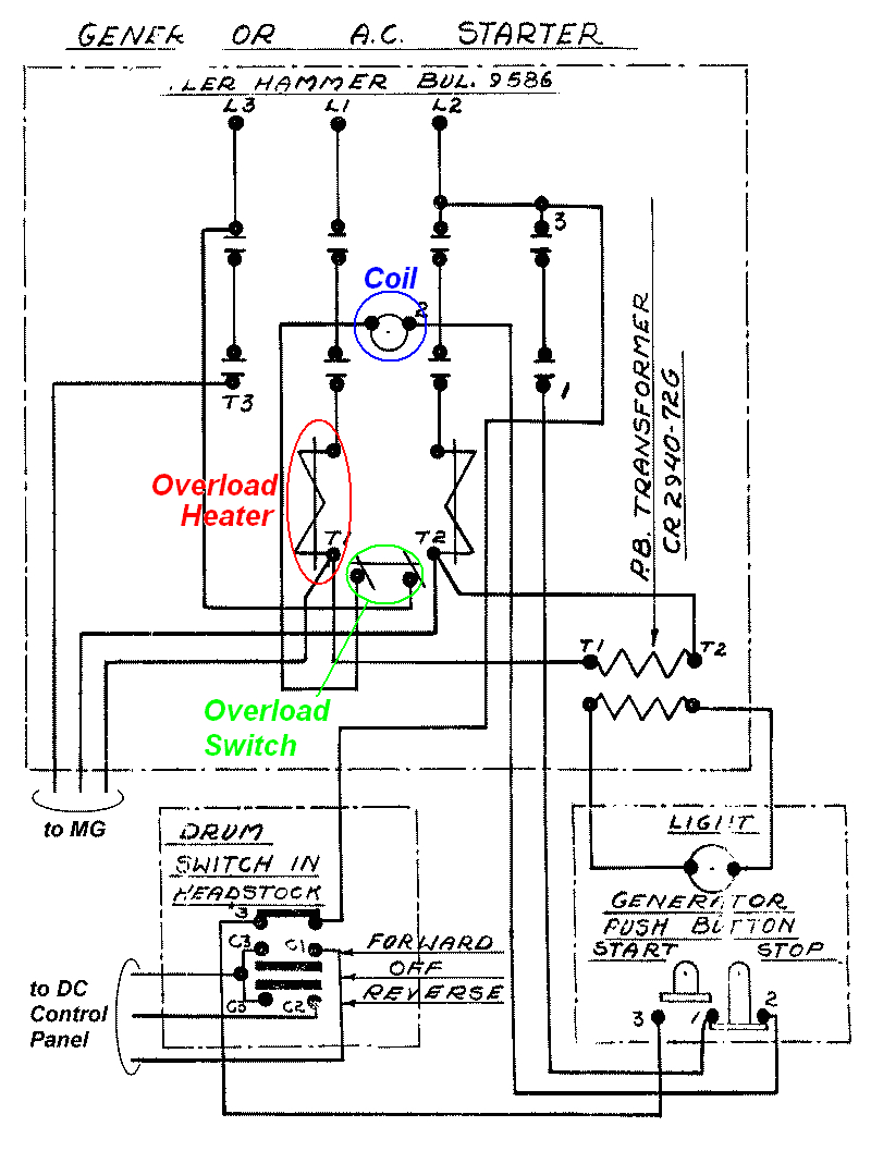 cutler hammer motor starter wiring diagram in allen bradley controlcutler hammer motor starter wiring diagram in