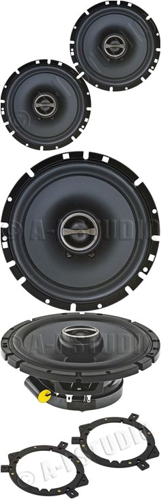 car speakers and speaker systems alpine sps 610 car audio stereo 6 5 6 752