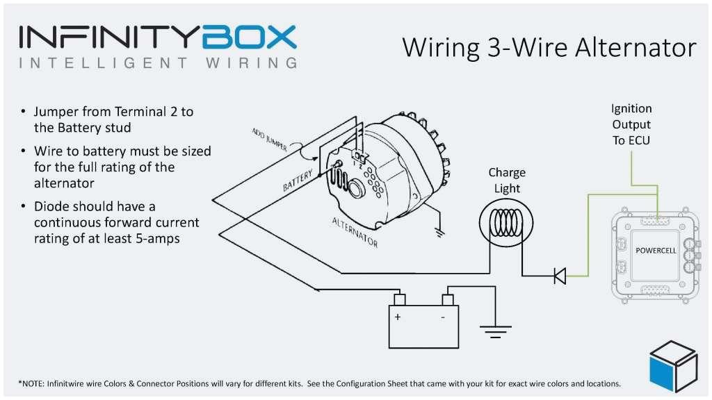 gm cs130 alternator 3 wire wiring diagram custom project wiring forgm cs130 alternator 3 wire wiring