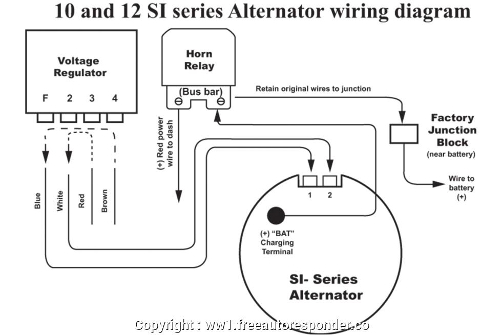 interesting delco 12si alternator wiring diagram gm cs130 alternator