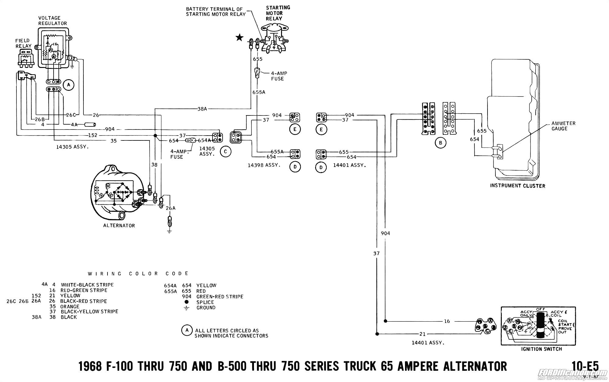 Alternator Wiring Diagram with Voltage Regulator Jeep Alternator Wiring Diagram Wiring Diagram Centre