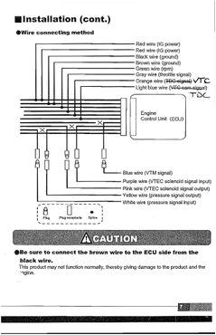 installing vafc 2 need help with wiring honda tech hondainstalling vafc 2 need help with wiring