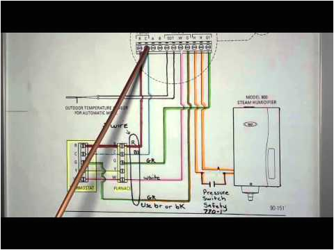 aprilaire wiring diagram wiring diagram preview mix aprilaire model 62 basic wiring youtube aprilaire 760 wiring