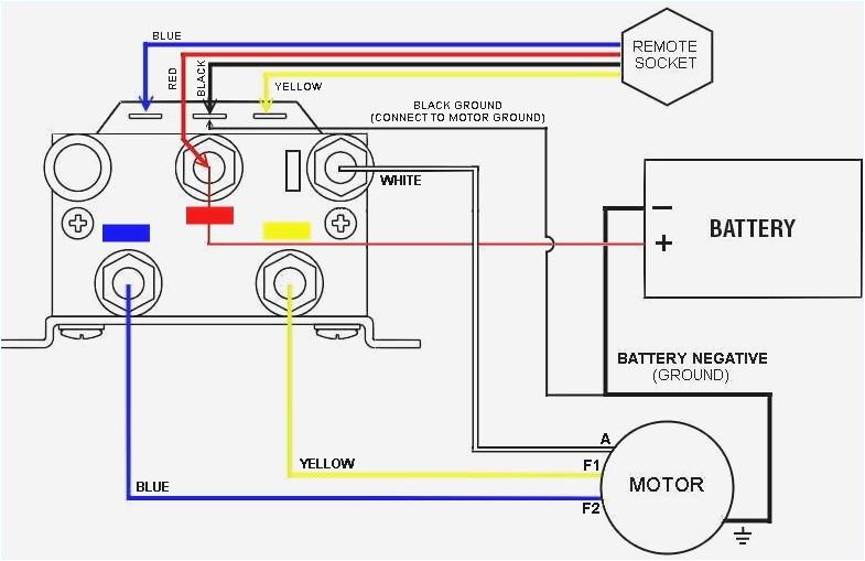 Atv Winch solenoid Wiring Diagram Wiring Diagram Warn Winch atv My Wiring Diagram