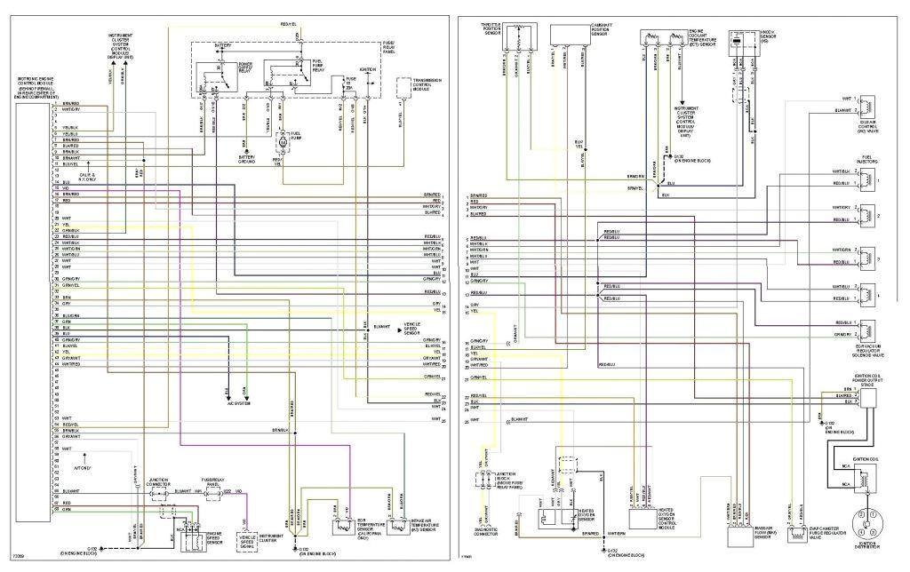 97 audi a4 wiring diagram