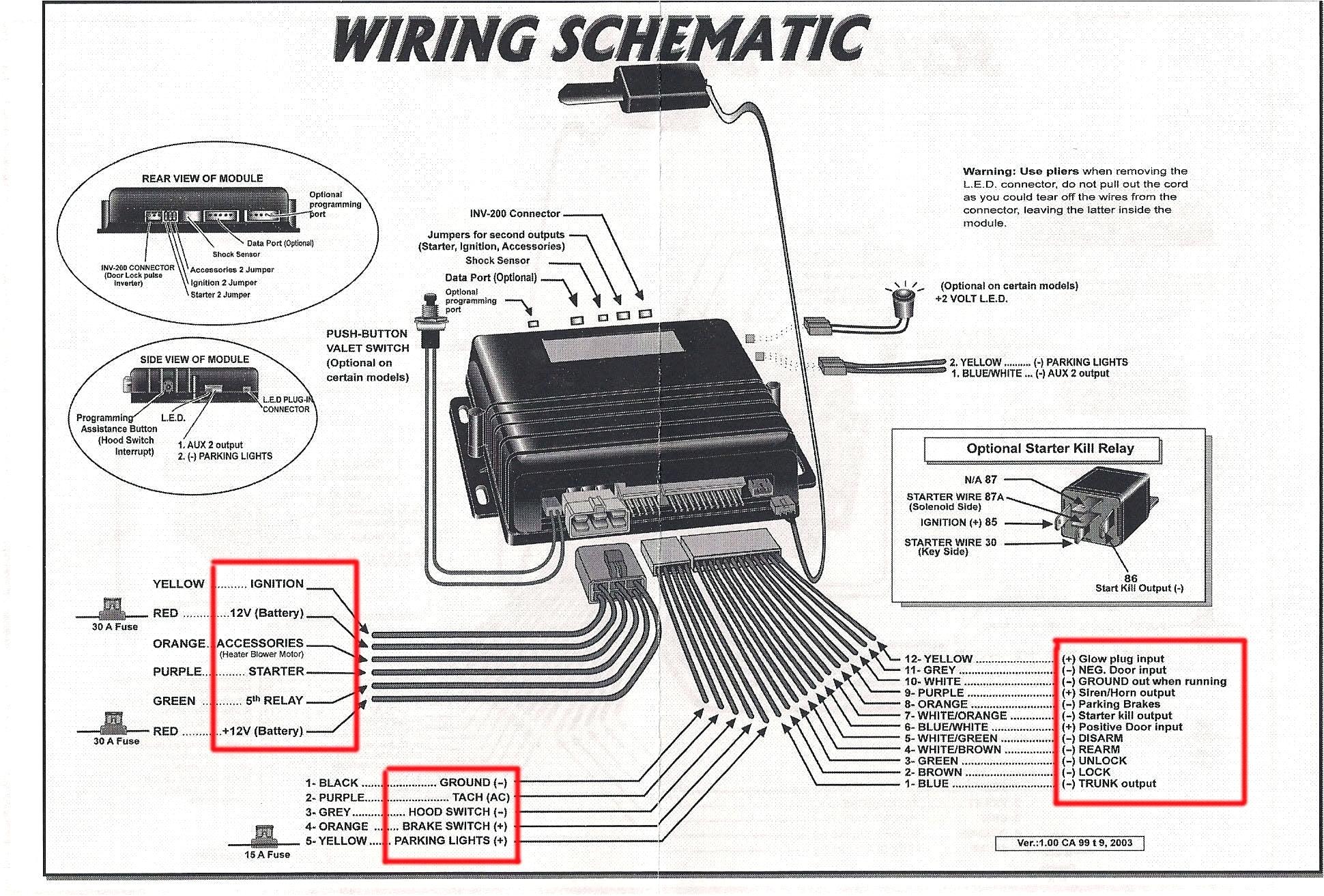 avital remote starter wiring diagram wiring diagrams bib bulldog security remote start wiring diagram avital wiring