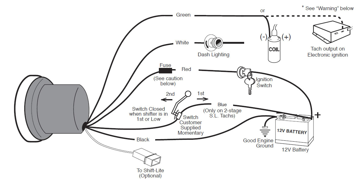 tachometer wire diagram wiring diagram show tach wiring diagram tach wire diagram