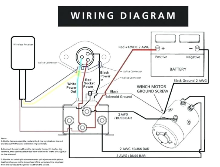 91700 warn wiring diagram