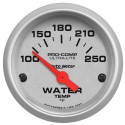 2 1 16 water temperature 100 250 a f air core ultra lite