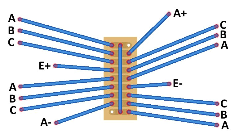 picture of how to use 3 wire load cells