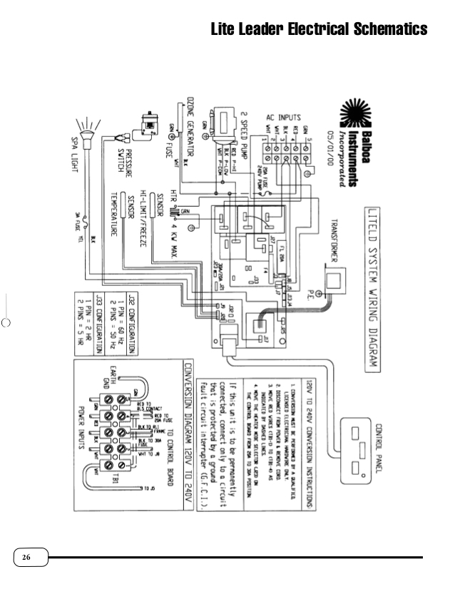 lite leader electrical schematics26