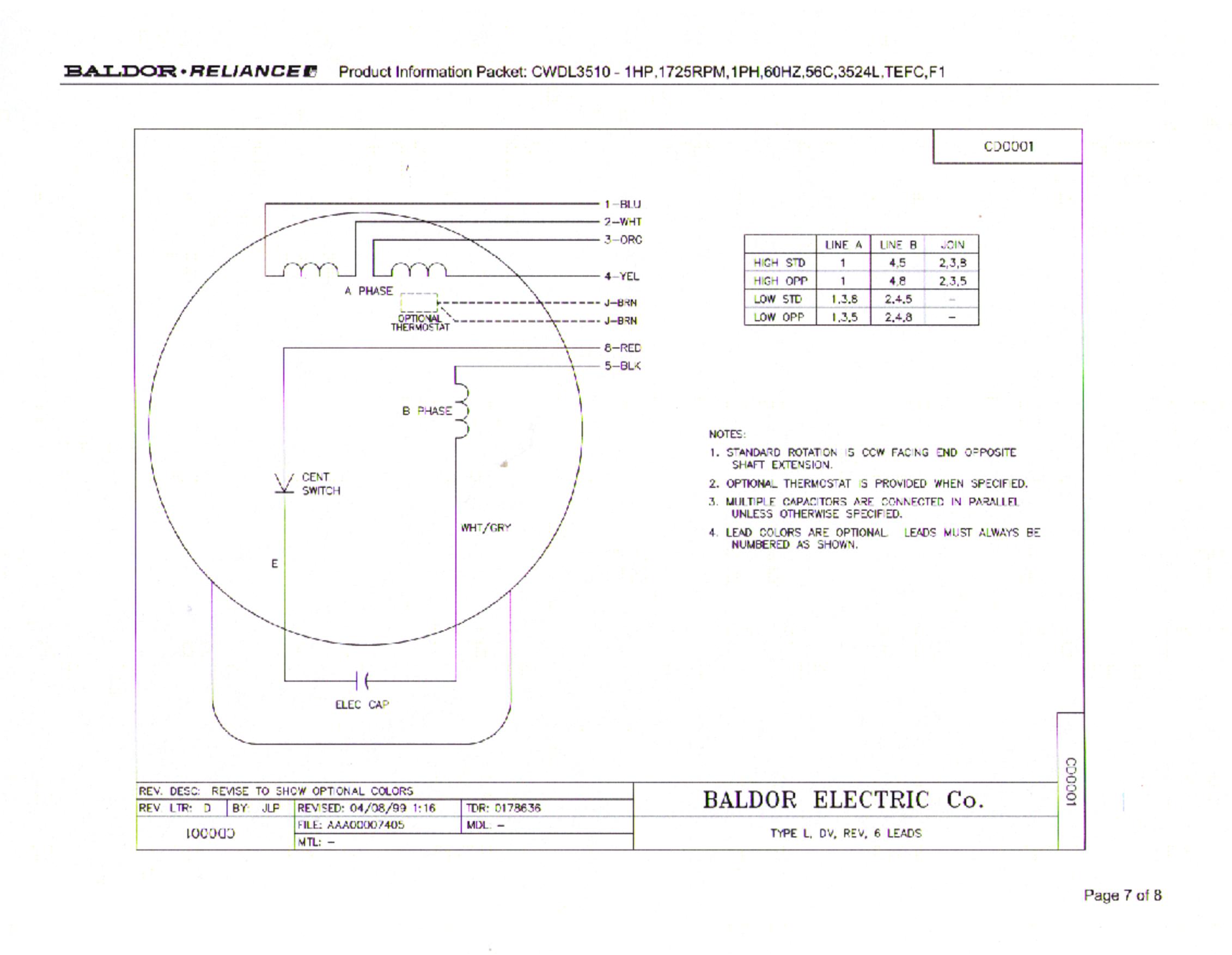 motor wiring dayton electric motor 1 3 hp baldor 3 phase motor dayton electric motor connections dayton electric motor diagram