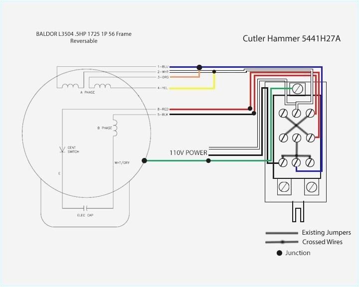 Baldor Motor Wiring Diagram Single Phase Baldor Motor Connection Diagram Wiring Diagram